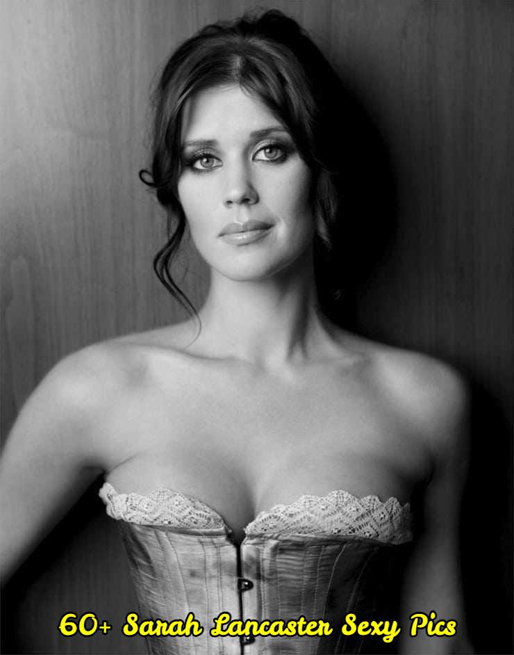 Sarah Lancaster hot boobs pics