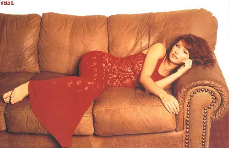Shania Twain dress