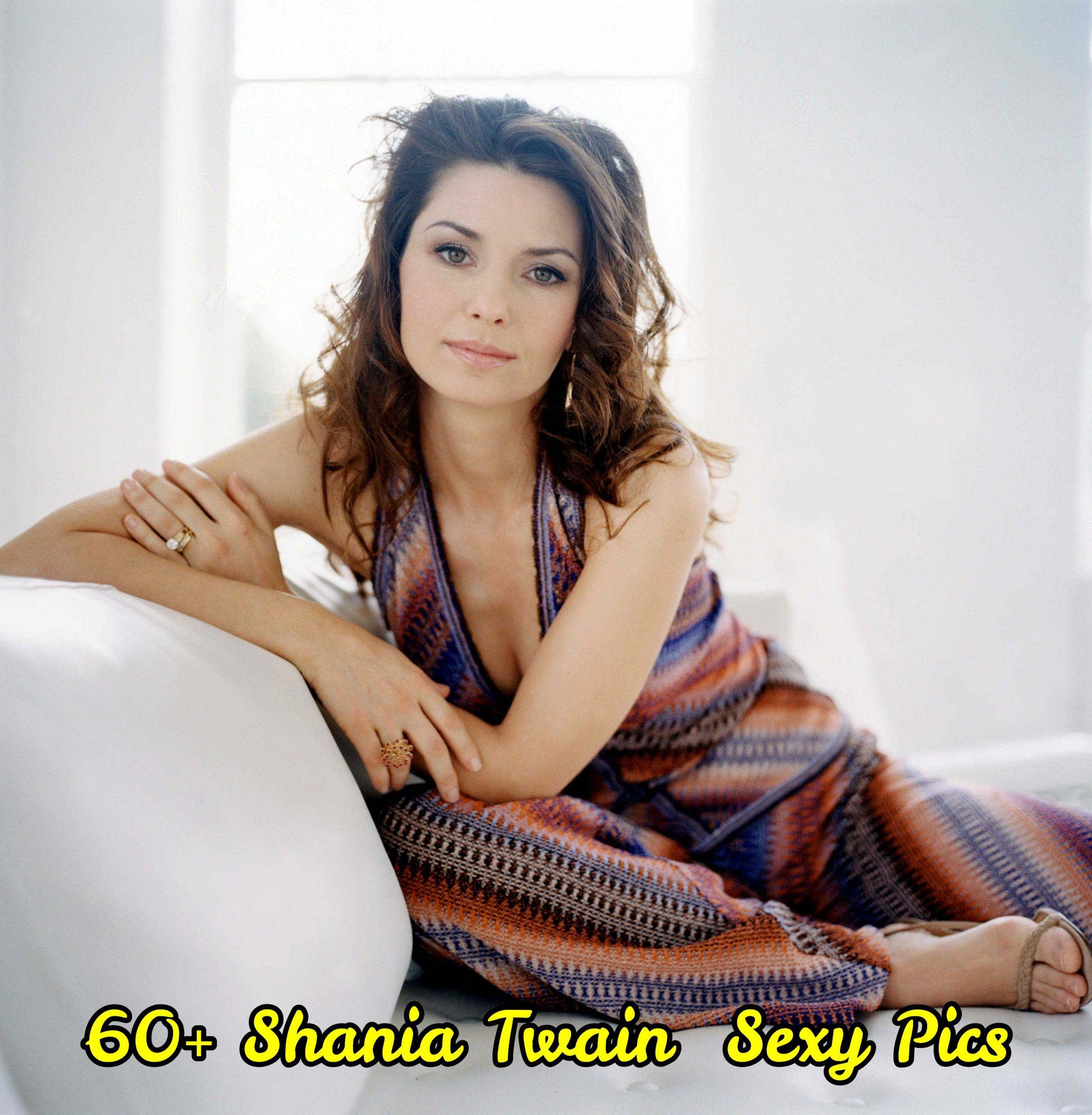 Shania Twain eyes