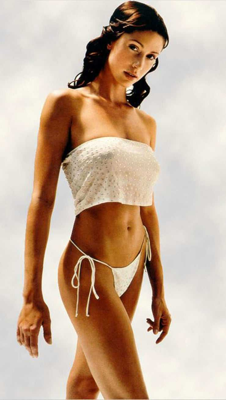 Shannon Elizabeth Knows American Pies Nadia Couldnt