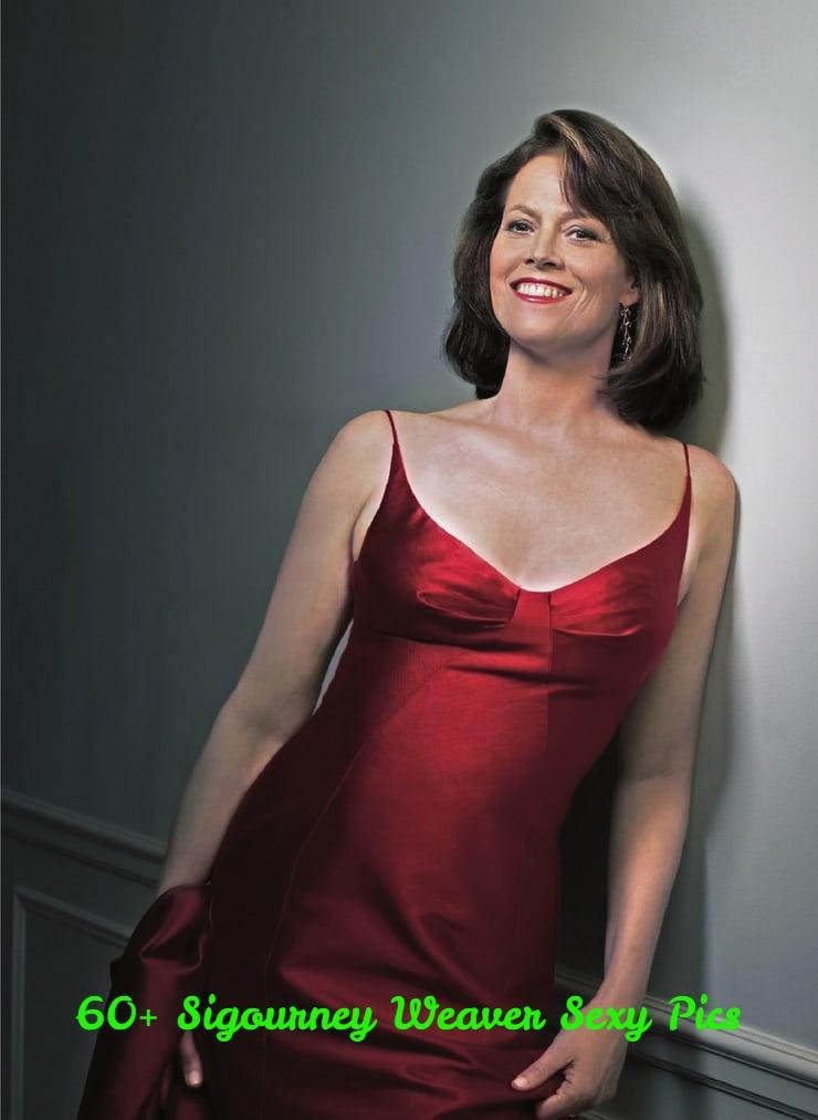 Sigourney Weaver sexy pics