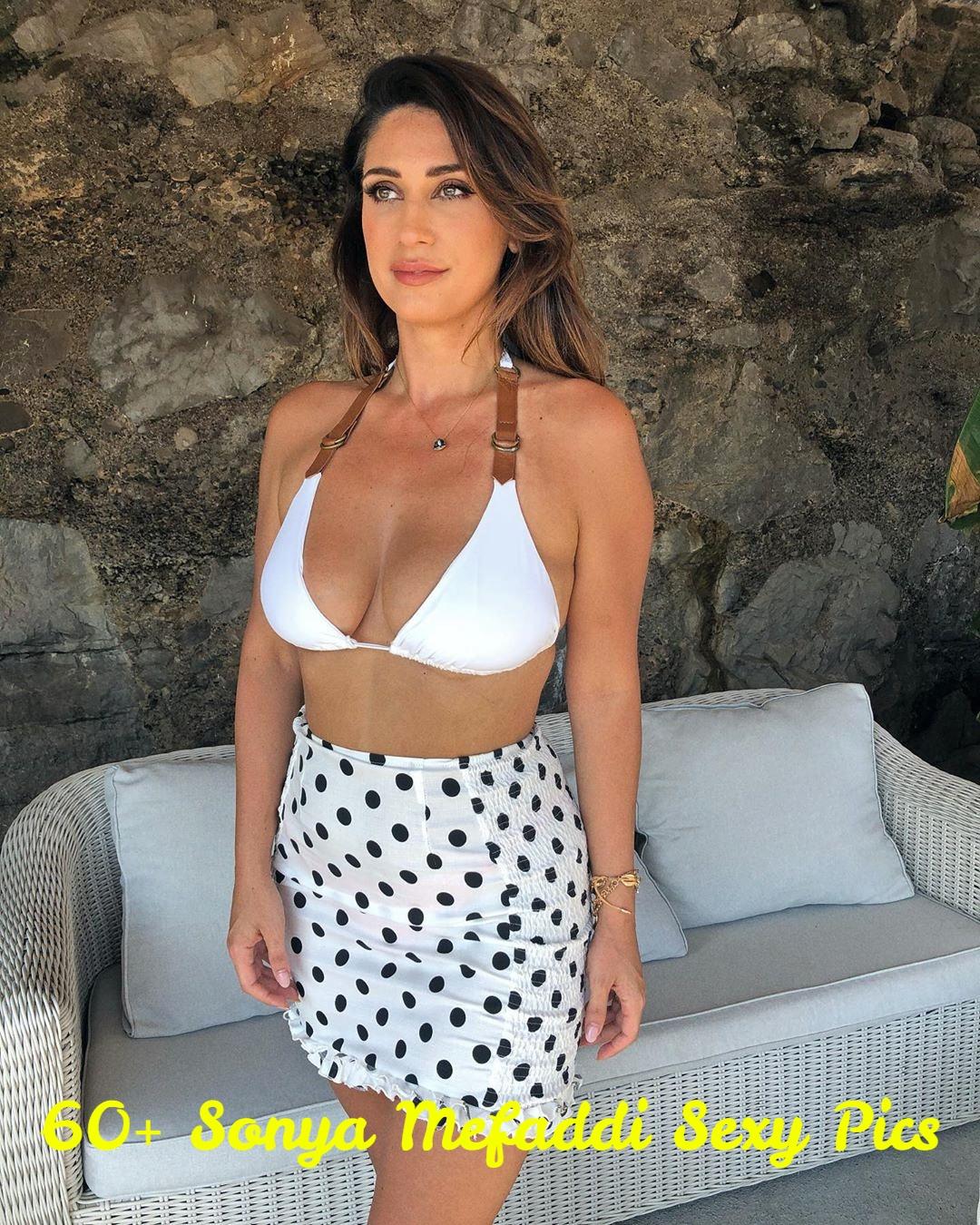 Sonya Mefaddi sexy pic