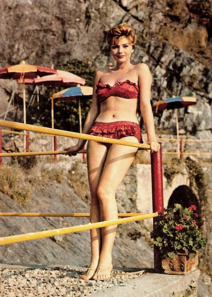 Sylva Koscina lingerie pictures