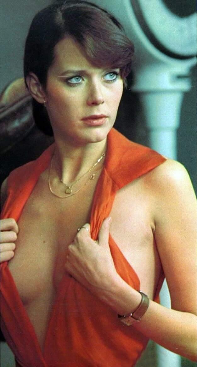 Sylvia Kristel big boobs