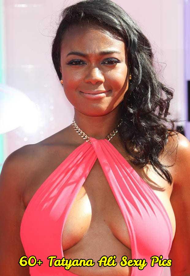 Tatyana Ali big boobs