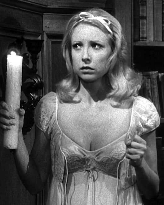 Teri Garr adorable