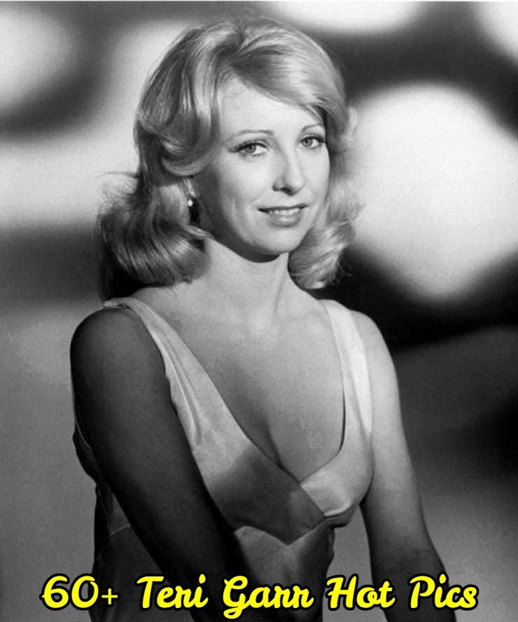 Teri Garr big boobs cleavage