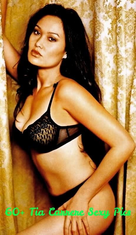 Tia Carrere sexy pics