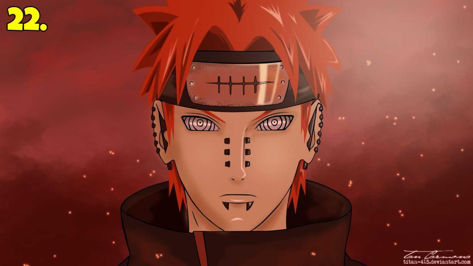 Yahiko-–-Naruto