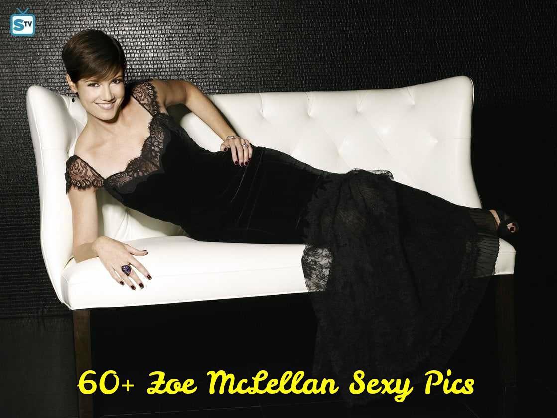 Zoe McLellan sexy pics