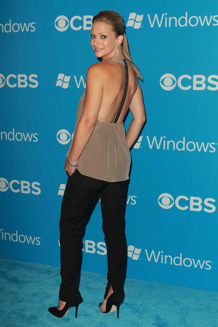 a.j. cook booty