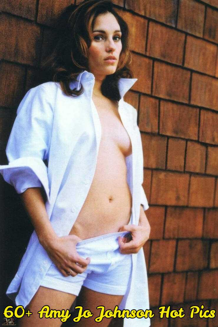 100 Images of Amy Jo Johnson Sexy