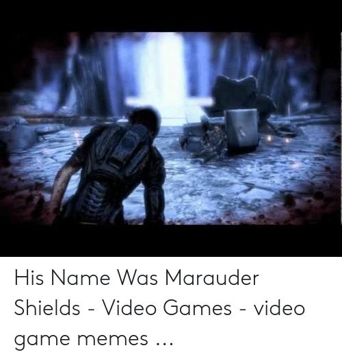 animated Marauder Shields memes