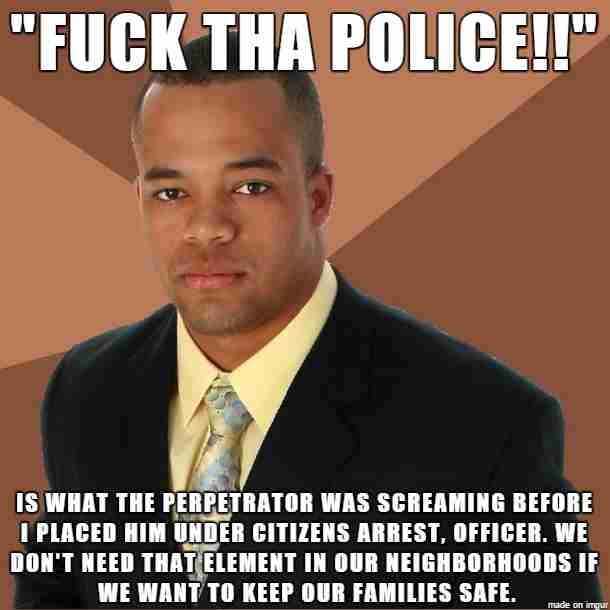 animated Thug life memes