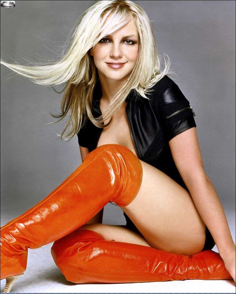 britney spears thighs