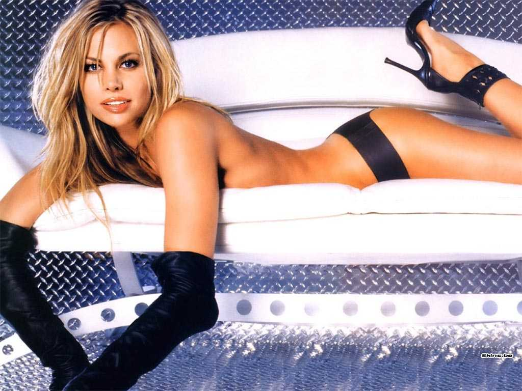 brooke burns near-nude