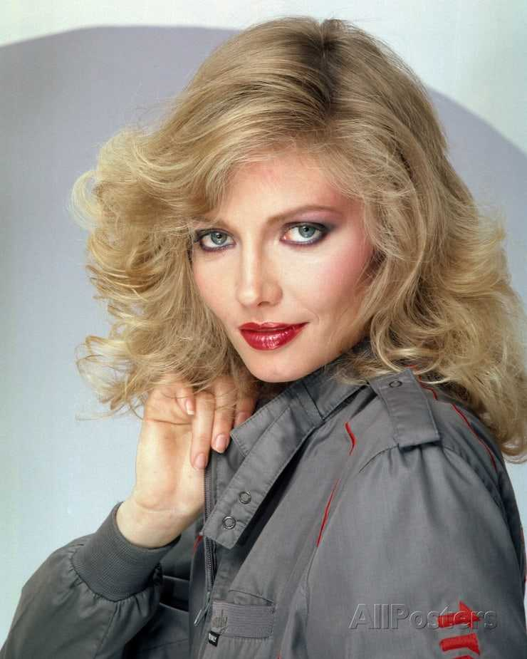 cindy morgan hairstyle
