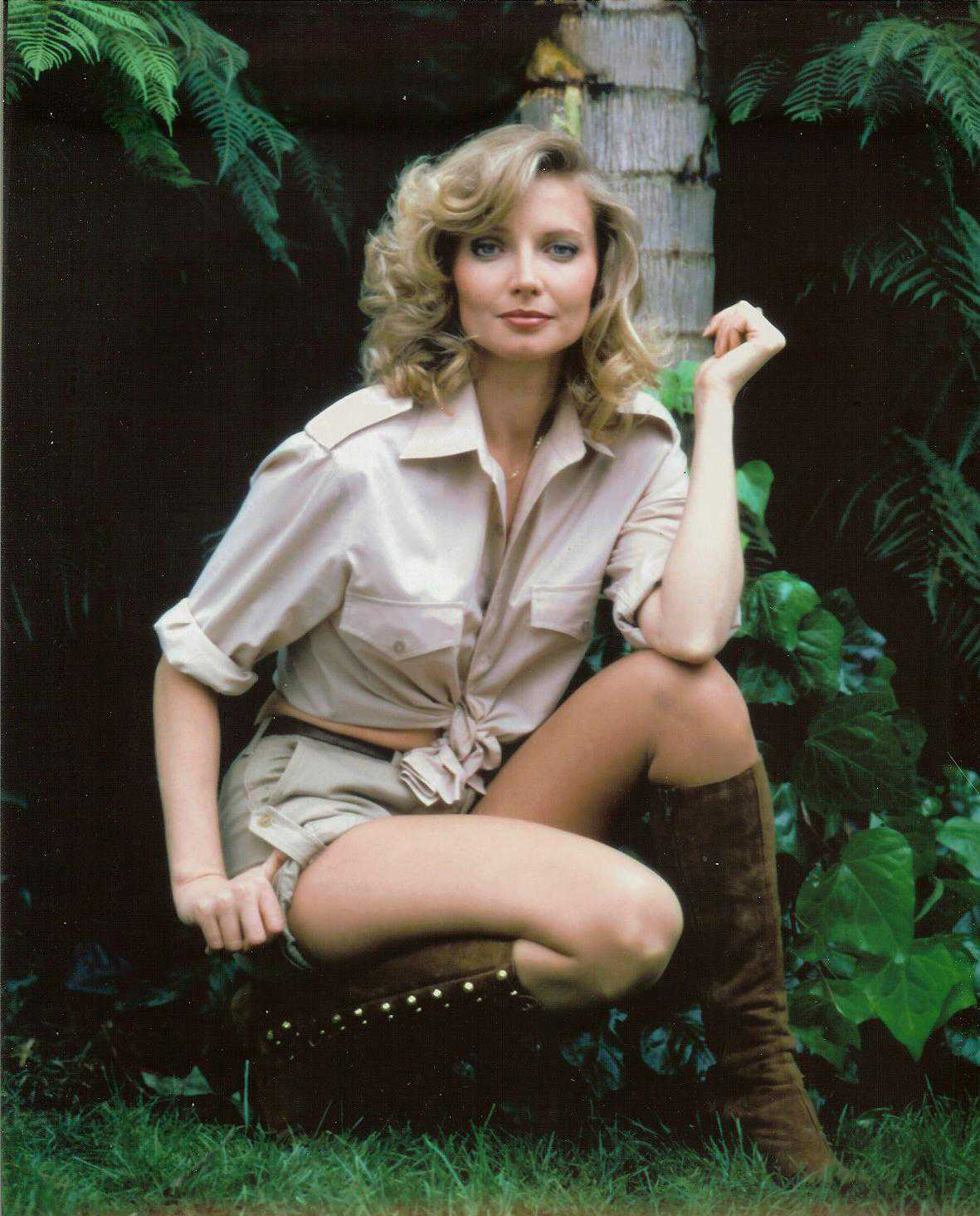 cindy morgan hot thighs