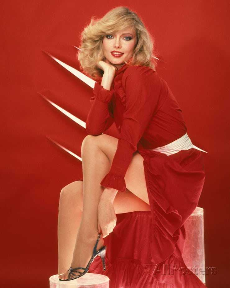 cindy morgan sexy legs