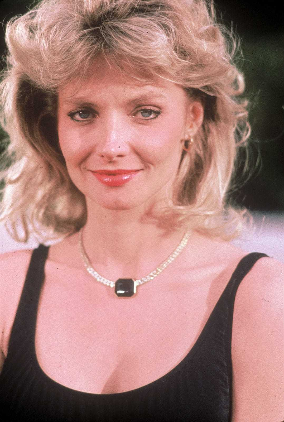 cindy morgan sexy smile