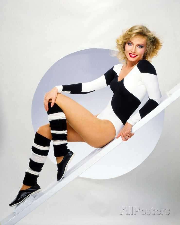 cindy morgan thighs