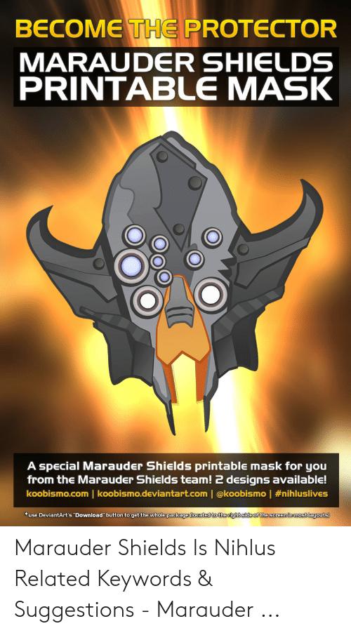 comic Marauder Shields memes