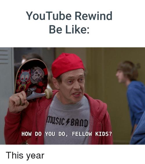 comical How Do You Do Fellow Kids memes