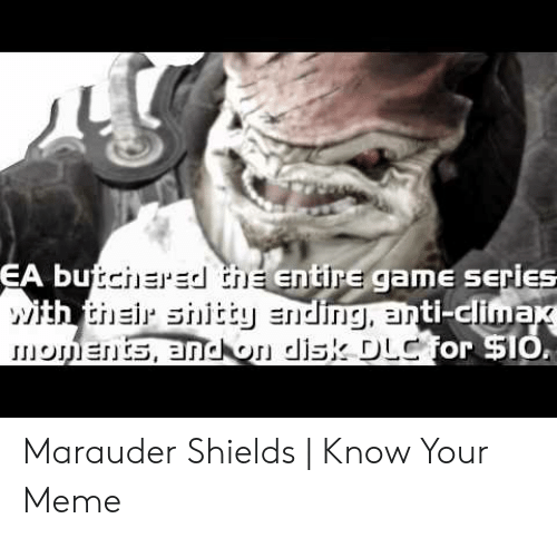 comical Marauder Shields memes