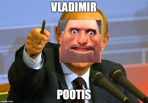 high-spirited Pootis memes