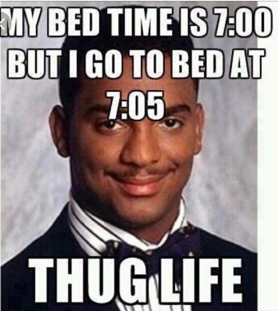 humorous Thug life memes