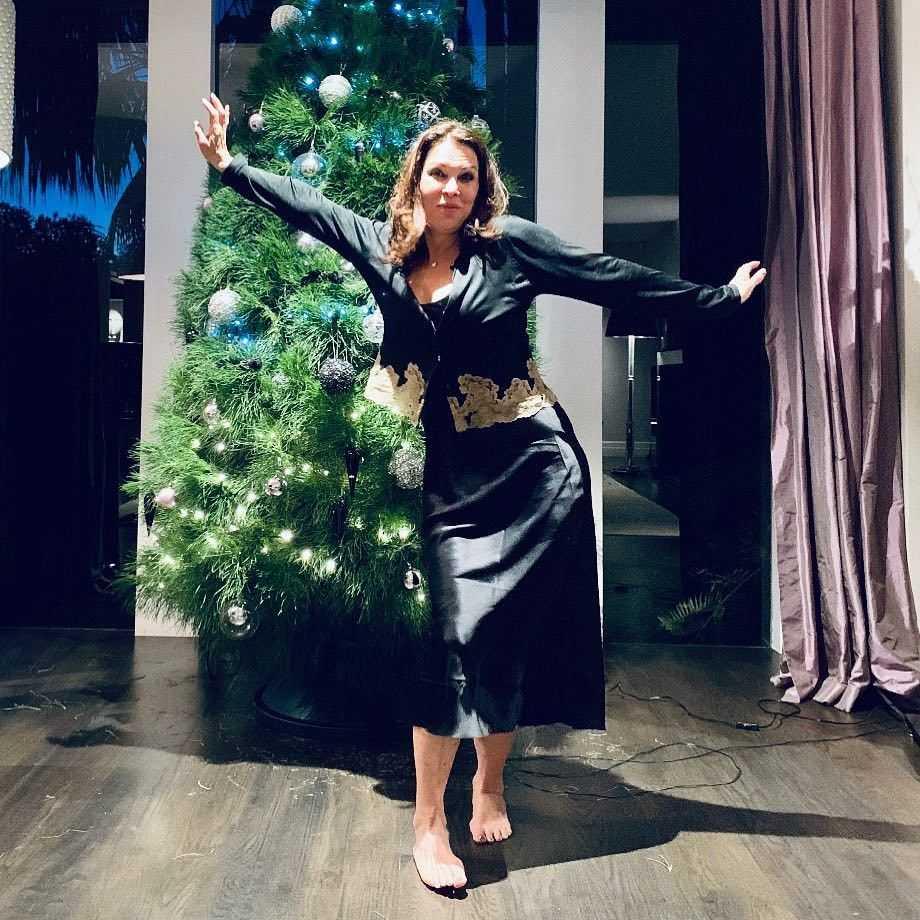 jane badler dancing