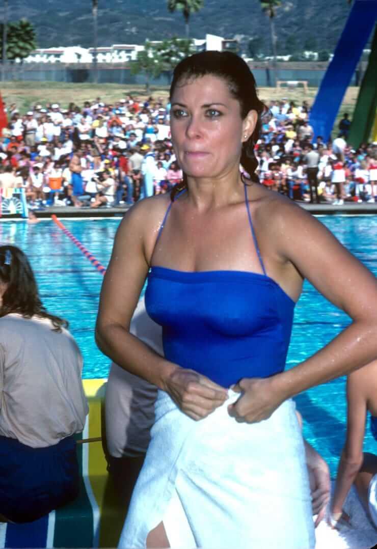 jane badler swimsuit