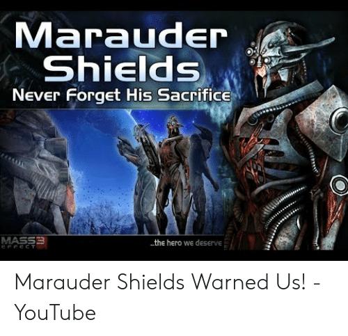 laughable Marauder Shields memes