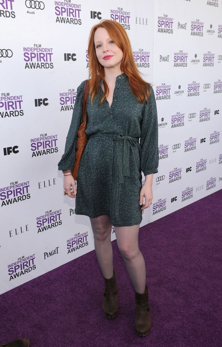 lauren ambrose hot photo
