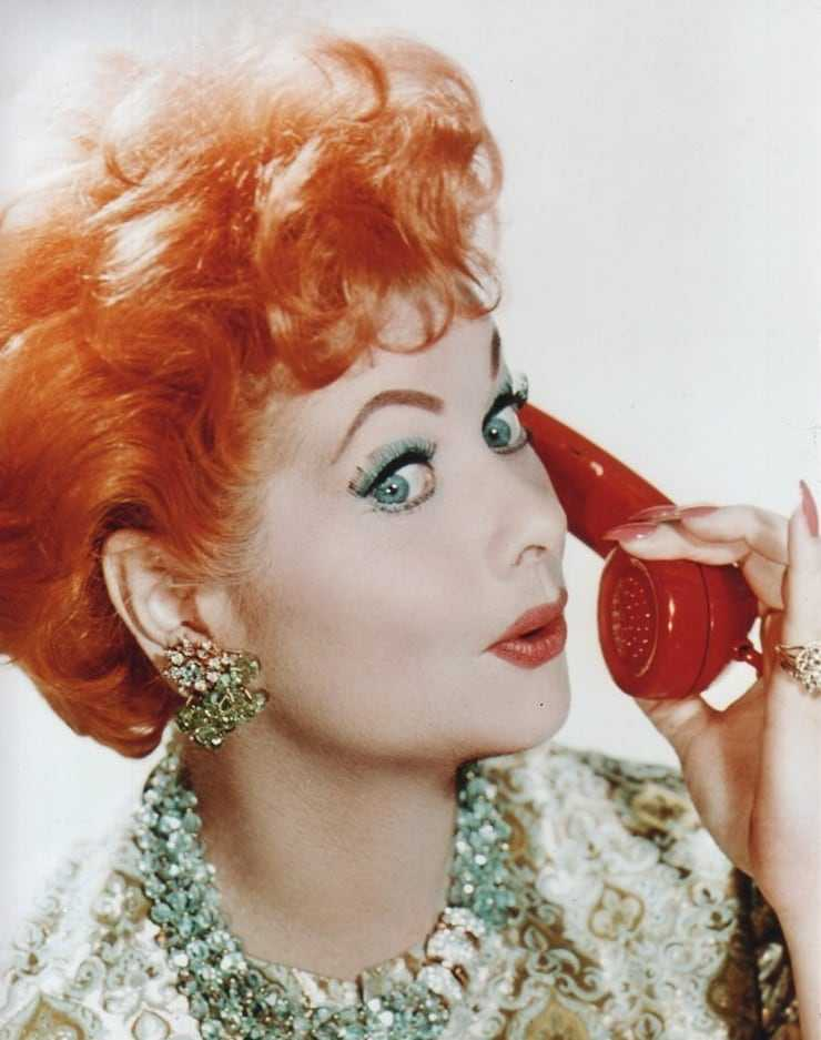 lucille ball charming
