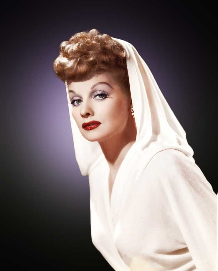 lucille ball gorgeous
