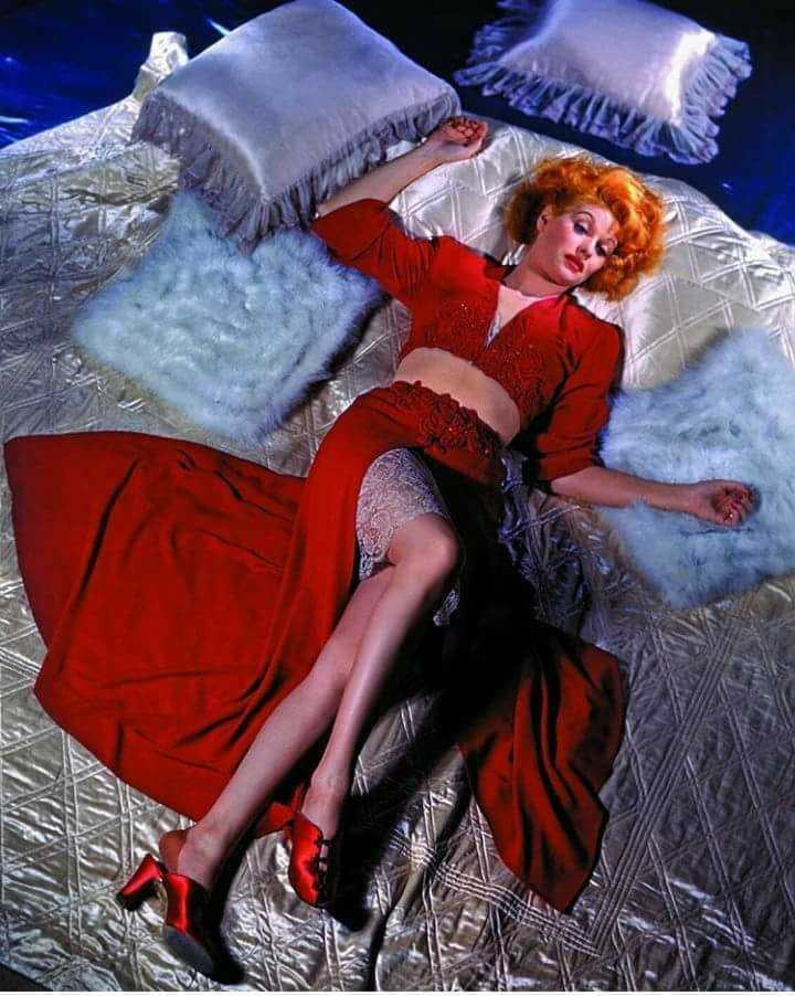 lucille ball hot pictures