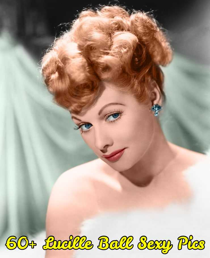 lucille ball sexy pics