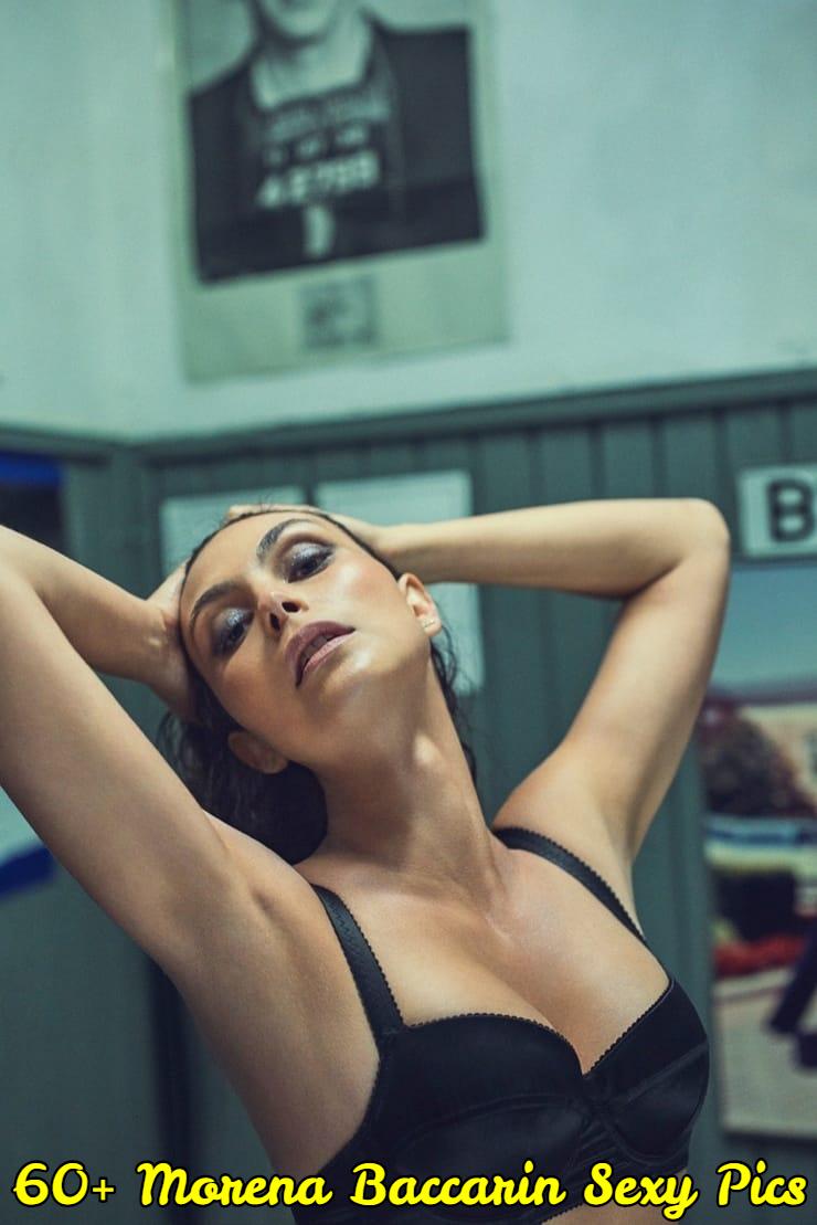 morena baccarin sexy pics