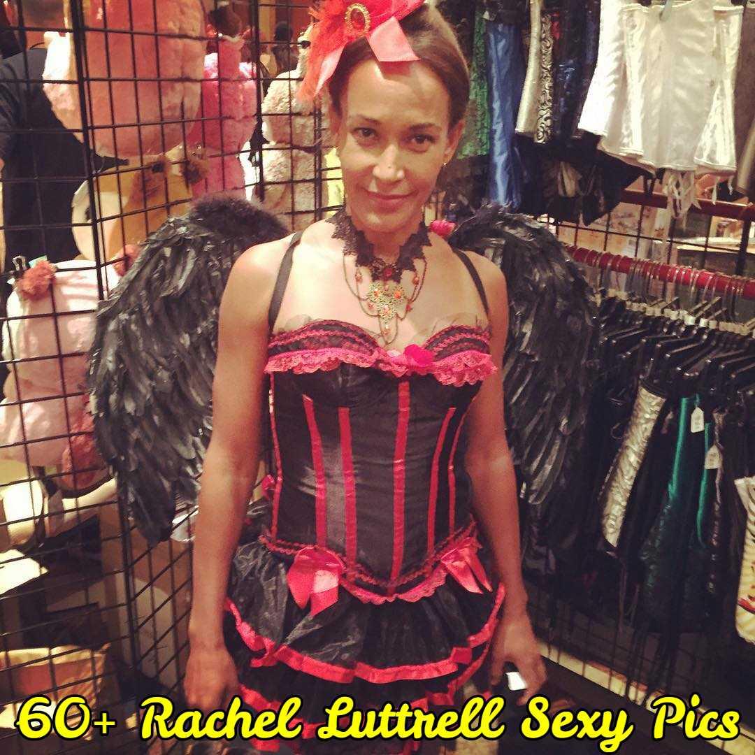 rachel luttrell sexy pics