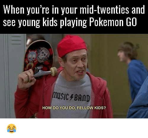 rib-tickling How Do You Do Fellow Kids memes