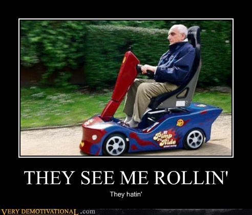 rib-tickling They See Me Rollin memes