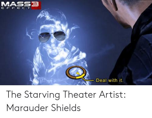 sparkling Marauder Shields memes