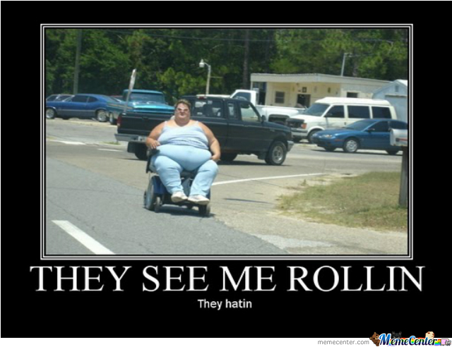 sparkling They See Me Rollin memes