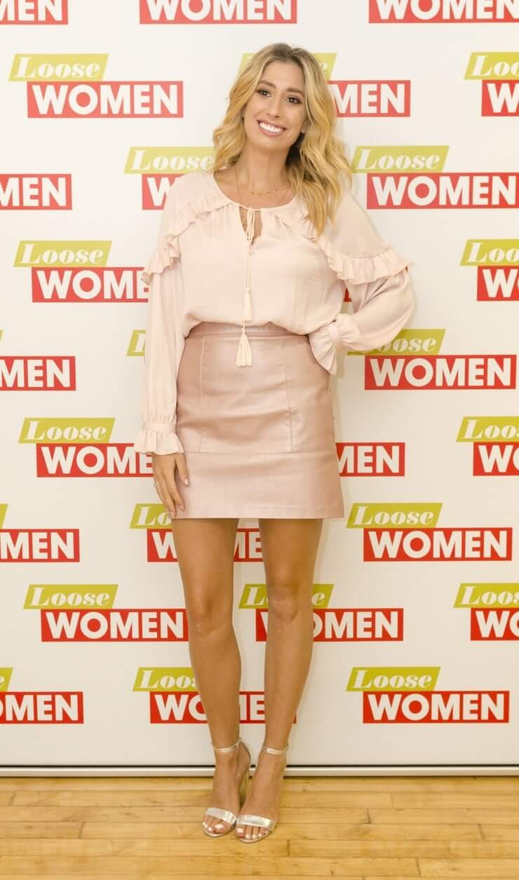 stacey solomon toes
