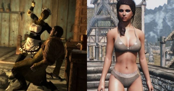 15 Super Hot Skyrim Mods That You Must Try