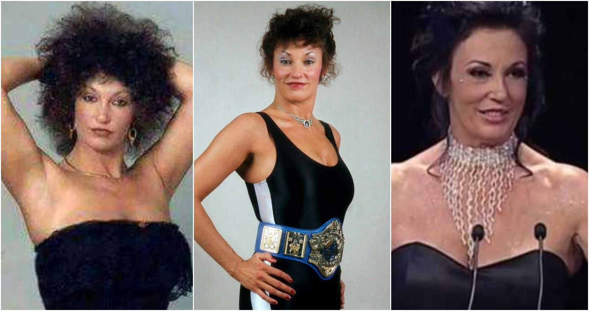 20 Sherri Martel Sexy Pictures Are Truly Astonishing