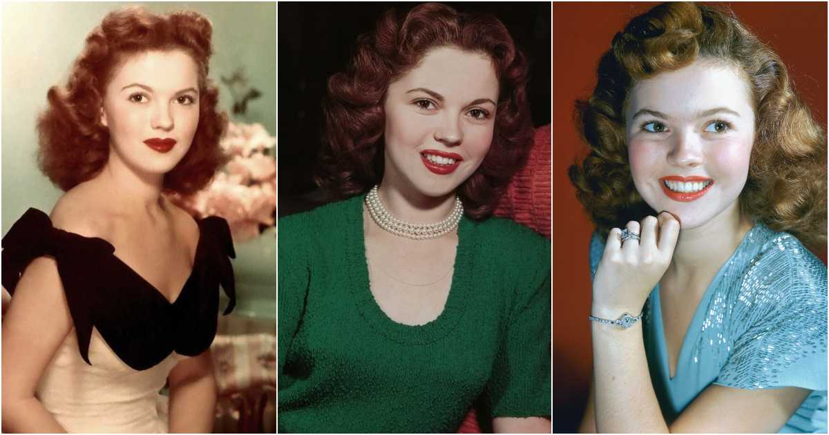 30 Shirley Temple Sexy Pictures Are Paradise On Earth