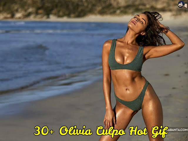 32 Hot Gif Of Olivia Culpo Showcase Her As A Capable Entertainer