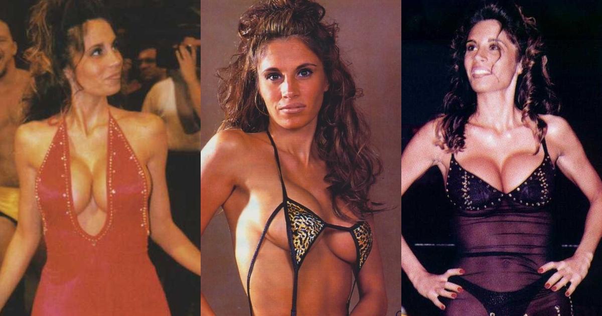 Francine: L'ancienne Diva ECW & WWE partage les détails de ses implants mammaires 2